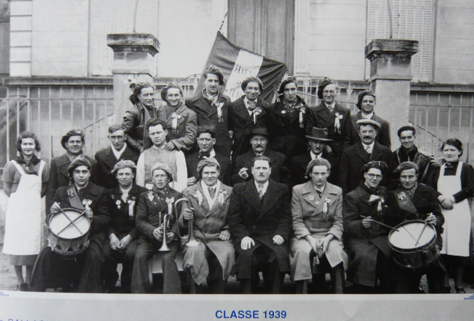 Classe 1939 Charly