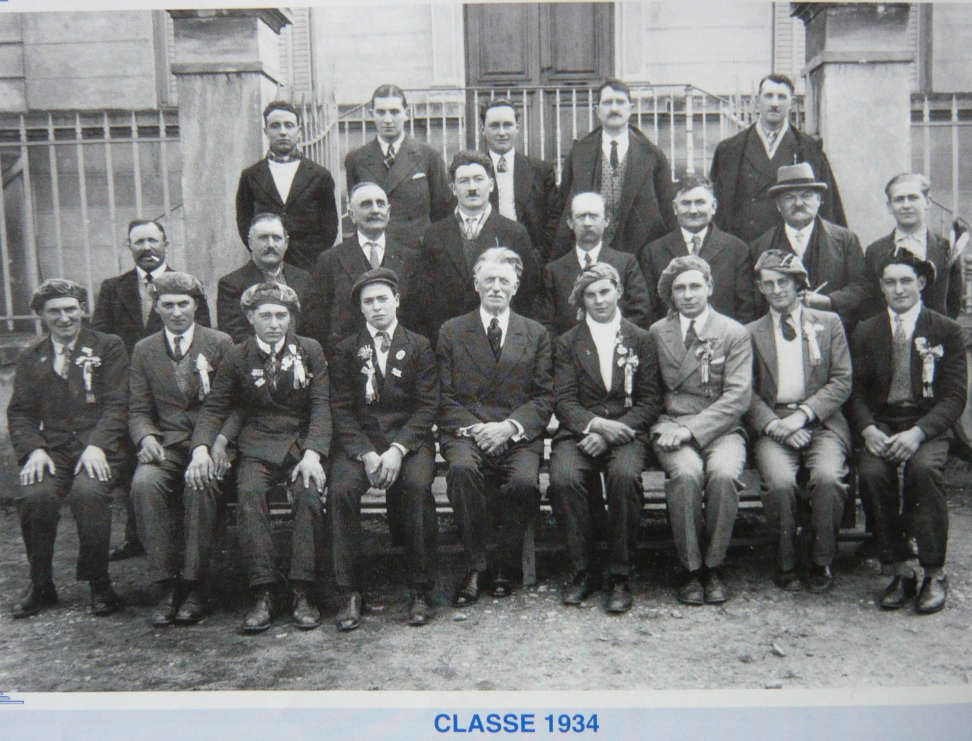 Classe 1934 Charly